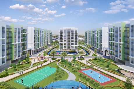 Danube Properties launches $108.9m Olivz residential project