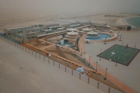 Musanada completes construction of 18,300m2 Al Dhafra ladies beach