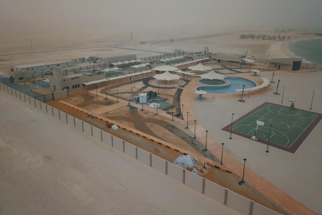 Musanada completes construction of 18,300m2 Al Dhafra ladies beach