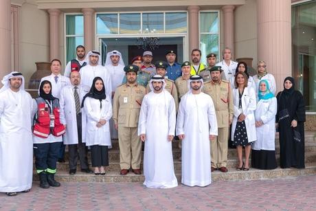 COVID-19: HH Sheikh Hamdan lauds DP World, DHA, RTA's efforts