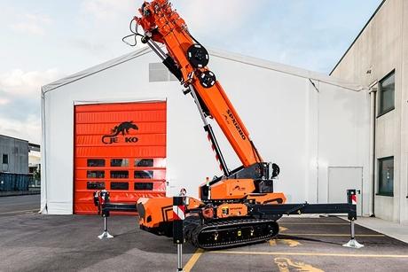 ALEC's AJI Rentals brings 'biggest' mini crane to UAE