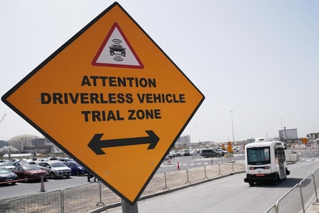 RTA begins trial run of autonomous vehicle at Expo 2020 Dubai site