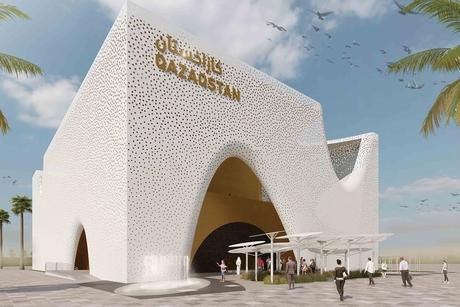 Design of Expo 2020 Dubai's Kazakhstan Pavilion revealed