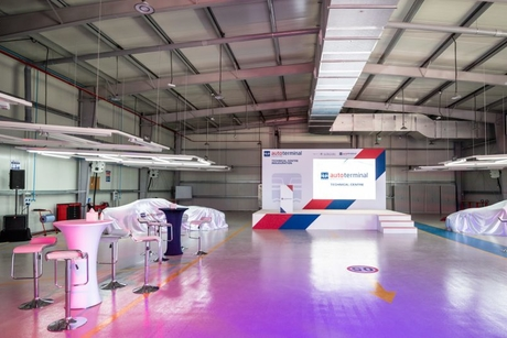 Autoterminal Khalifa Port unveils first-of-its-kind technical centre