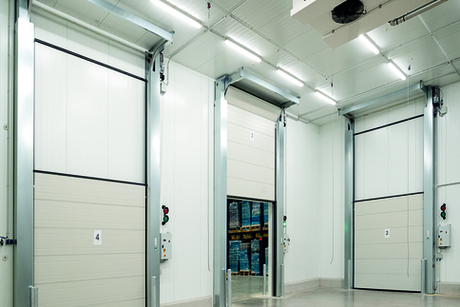 Hormann launches door suited for temperature changes