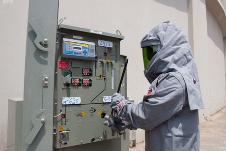 PICTURES: Saudi Electricity Company fights COVID-19