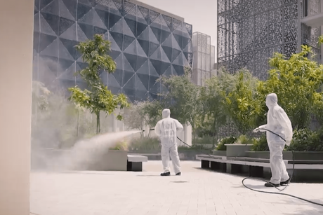 VIDEO: Expo 2020 Dubai employs 1,000 cleaning staff