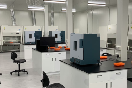 G42, BGI open COVID-19 detection lab in Abu Dhabi's Masdar City