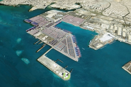 Operations begin at Red Sea Gate Terminal's expanded facility in Jeddah