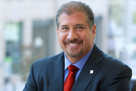 Former EY chairman, CEO Mark Weinberger joins Aramco board