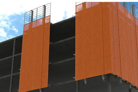 Demand up for debris protection screens in the Middle East