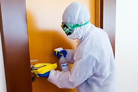 COVID-19: mplus starts disinfecting residential, commercial properties