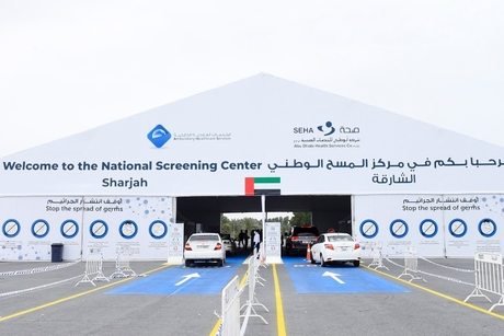 Sharjah, UAQ, Ajman, Fujairah open COVID-19 drive-through test centres