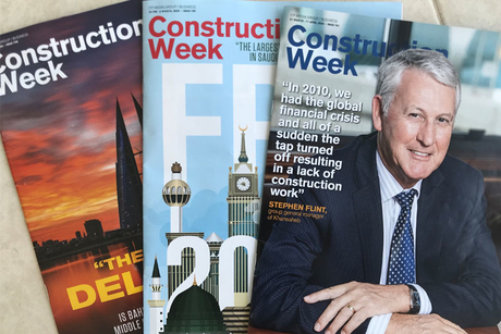 Construction Week enables free digital magazine editions