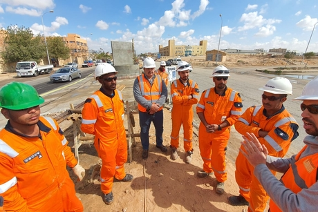 Fugro wins Cairo Monorail megaproject site contract