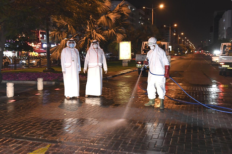 COVID-19: Dubai Municipality treats 350 tons of medical waste