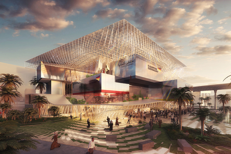 "Expo 2020 Dubai's Campus Germany is a ""big"" but ""good challenge"""