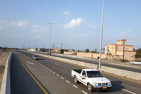 Oman's Ministry of Transport opens 12.5km dual carriageway link project