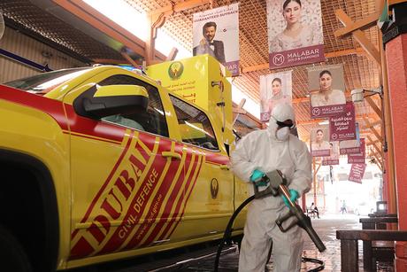 National Sterilisation Programme: DCD disinfects over 75% of Dubai