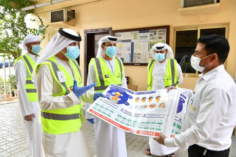 COVID-19: Dubai's PCLA conducts awareness campaigns for workers