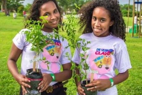 AESG, ALEC, ADNOC KIZAD observe 50th Earth Day