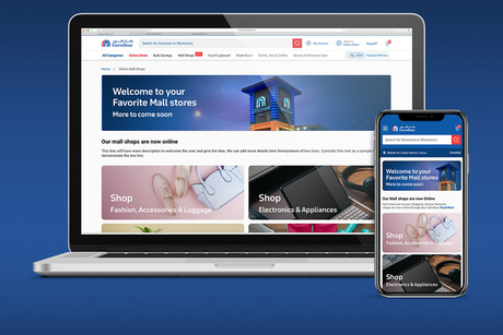 Majid Al Futtaim debuts online marketplace with Carrefour UAE