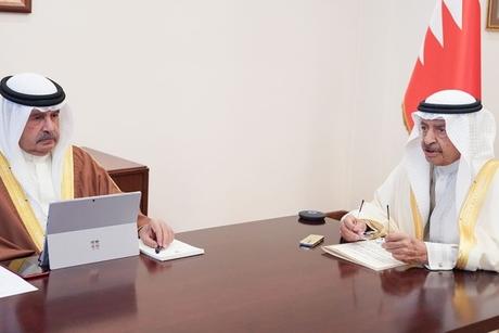 Bahrain Cabinet reviews 96 development projects worth $823m