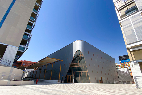 Masdar's Etihad Eco-Residence project secures LEED Platinum recognition