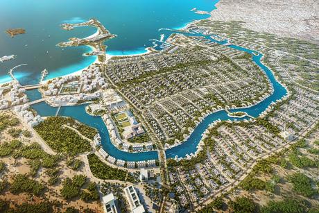 Al Dhabi Contracting wins main contract for IMKAN's AlJurf
