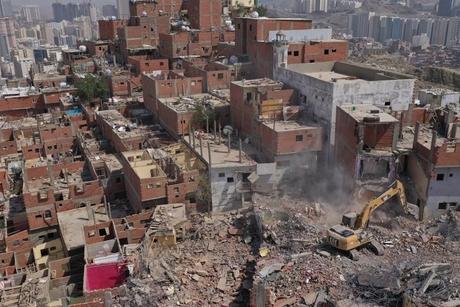 PICTURES: Makkah development authority demolishes 114 properties