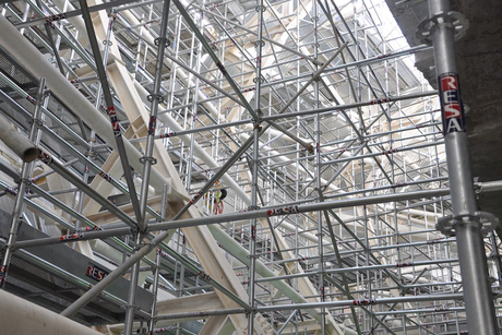 Saudi Arabia's RGS is driving forward KSA's scaffolding industry