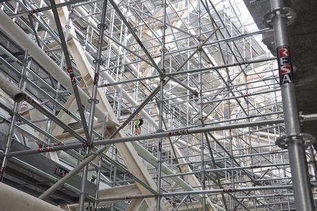 Saudi Arabia's RGS is driving forward KSA's scaffolding industry