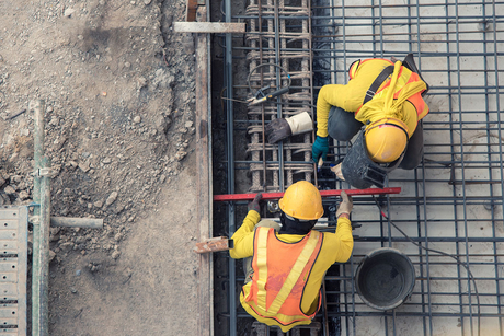 COVID-19 guidelines for construction workers