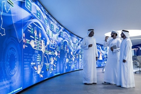 ADNOC's Panorama Digital Command Center generates more than $1bn