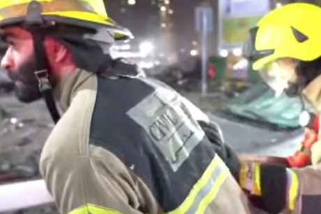 Sharjah Tower Fire: Residents thank authorities for swift action