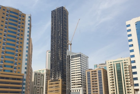 SCI provides accommodation to tenants of fire-hit tower in Al Nahda