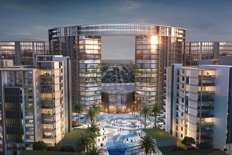 """Orascom """"on pace"""" at ZED Sheikh Zayed Phase 1 by Ora Developers"""