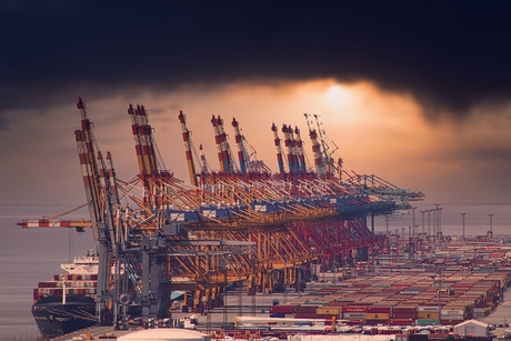 Abu Dhabi Terminals gets five cranes in expansion plan to double capacity
