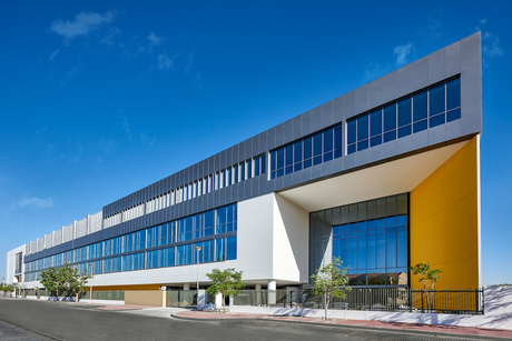 GAJ completes The Arcadia School's secondary campus in Dubai