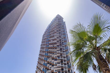 WOW Red's SLS Dubai Hotel & Residences over 91% complete