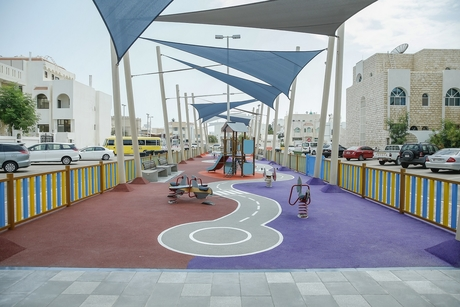 PICTURES: Abu Dhabi Municipality develops 51 play areas worth $5.33m