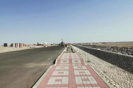 Oman's Khazaen Economic City infra 63% complete despite COVID-19