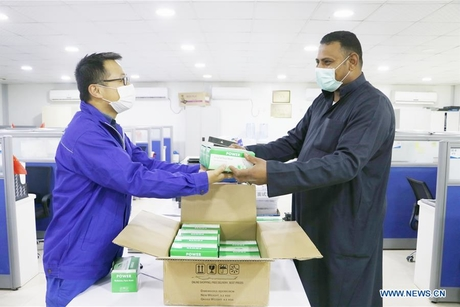 China's CGGC prioritises health at Kuwait's Al Mutlaa project