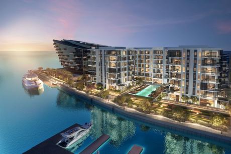 Al Mouj Muscat begins construction of Juman Two marina apartments