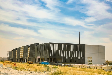 Construction on Union Coop's Al Warqa City Mall 92% complete