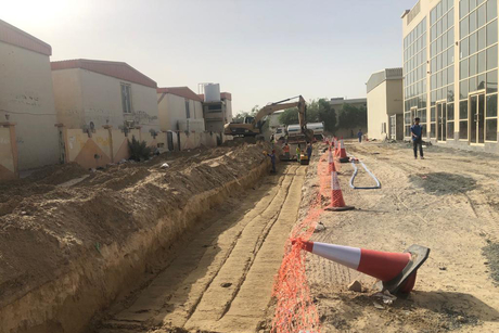 Work on Sharjah Chamber's 10th industrial zone 15% complete