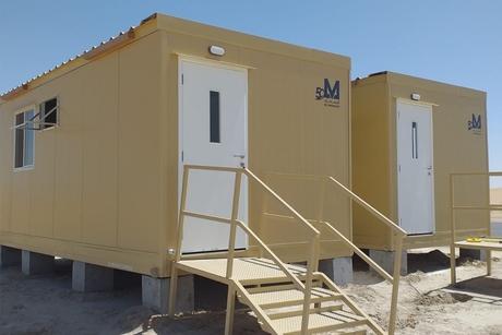 Al Masaood Bergum builds modular units in minimum time