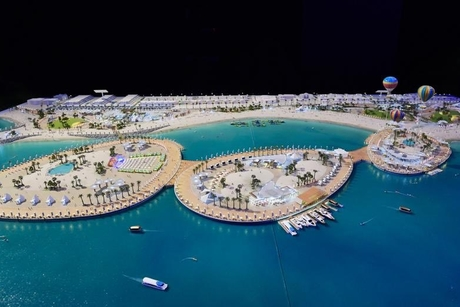 RTA unveils Sunset Promenade featuring floating islands in Dubai