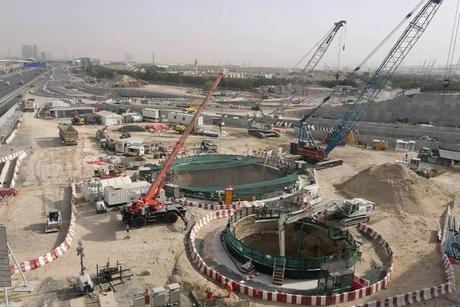 Dubai Municipality reaches 90% progress of water tunnel project