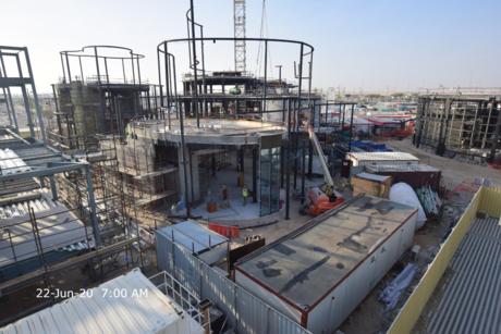 Expo 2020 Dubai's Philippines Pavilion marks 50% construction progress